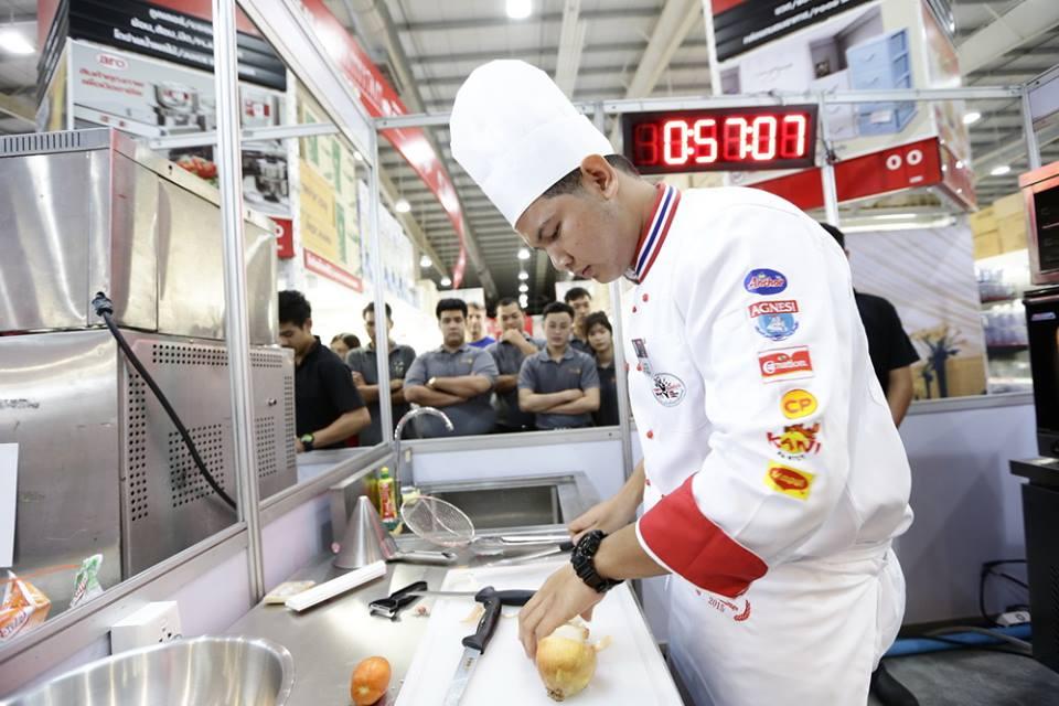 RHS เรียนทำอาหาร โรงเรียนสอนทำอาหาร 6
