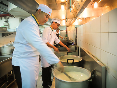RHS เรียนทำอาหาร โรงเรียนสอนทำอาหาร 45