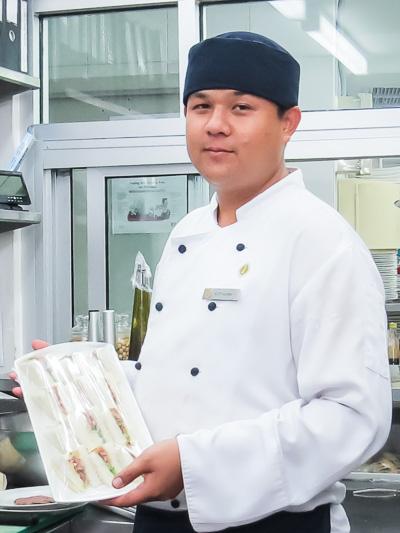 RHS เรียนทำอาหาร โรงเรียนสอนทำอาหาร 47