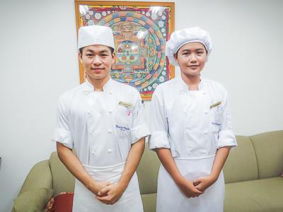 RHS เรียนทำอาหาร โรงเรียนสอนทำอาหาร 23