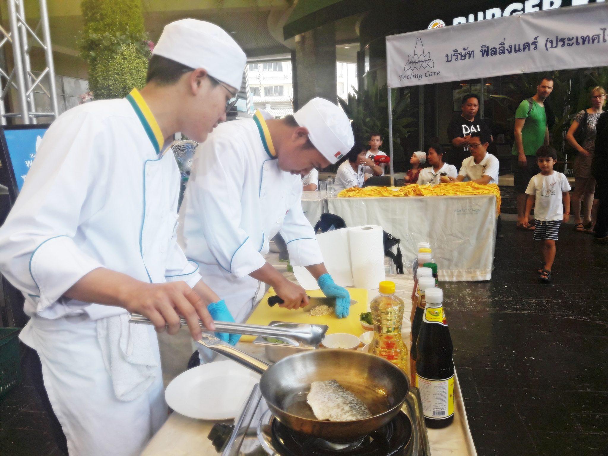RHS เรียนทำอาหาร โรงเรียนสอนทำอาหาร 29