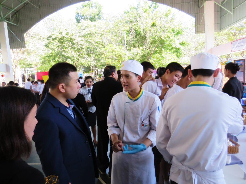 RHS เรียนทำอาหาร โรงเรียนสอนทำอาหาร 34