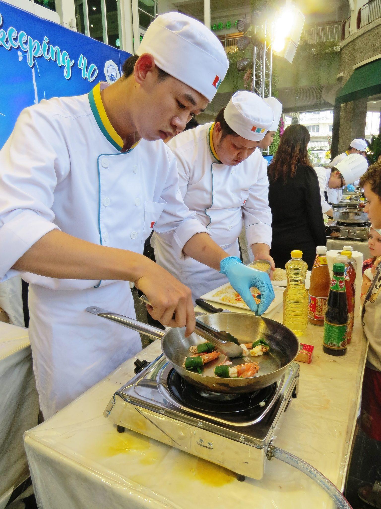 RHS เรียนทำอาหาร โรงเรียนสอนทำอาหาร 28