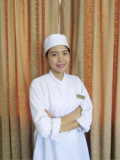 Miss Nareerat Vongjai